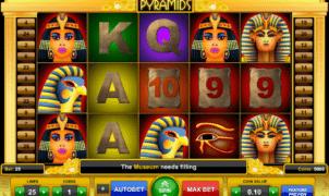 Free Slot Online Treasure of the Pyramids