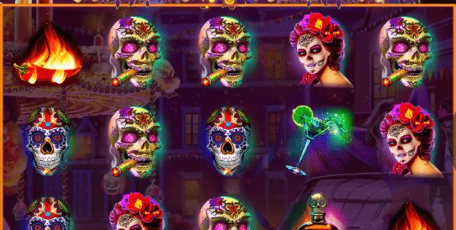 Free Slot Online Trendy Skulls