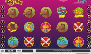 Free Arabian Nights Cozy Games Slot Online
