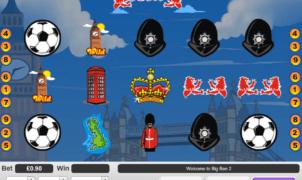 Slot Machine Big Ben Online Free
