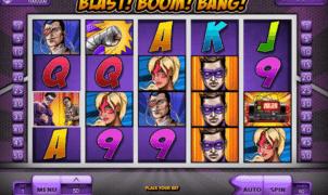 Blast Boom Bang Free Online Slot