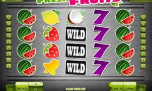 Slot Machine Fresh Fruits Online Free