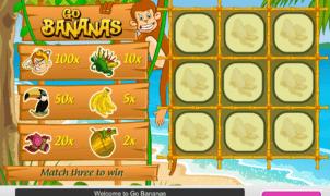 Free Slot Online Go Bananas Cozy Games