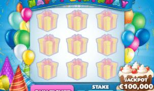 Free Happy Birthday Slot Online