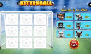 Slot Machine Kittenball Online Free