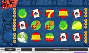 Slot Machine Lucky Devil Online Free