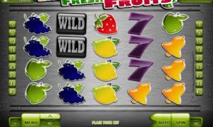 Slot Machine More Fresh Fruits Online Free