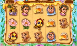 Free Slot Online New Honey Bees