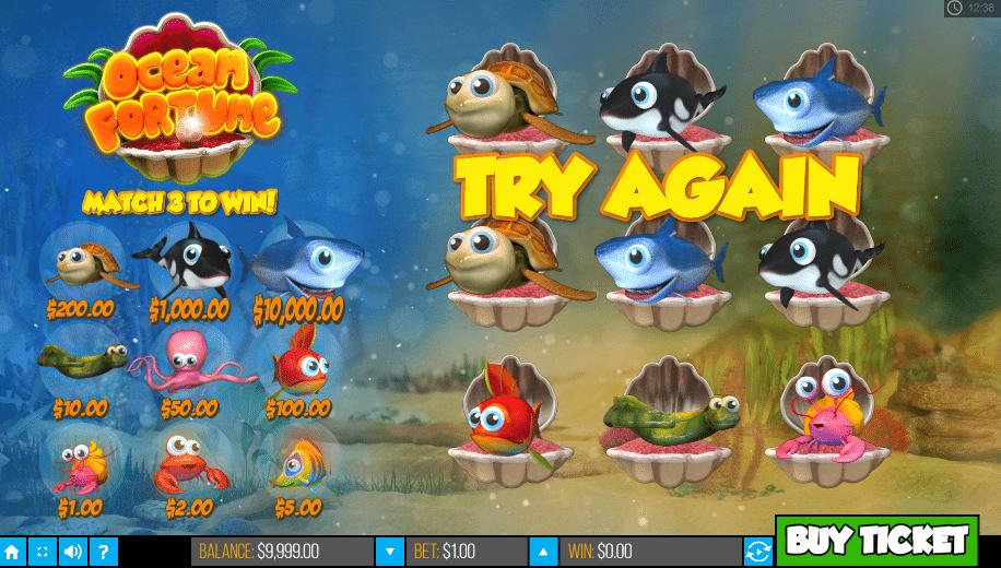 Spiele Ocean Fortune - Video Slots Online