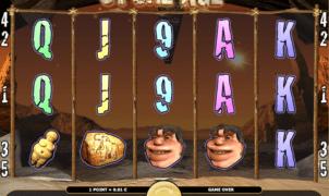 Stone Age Endorphina free slot machine