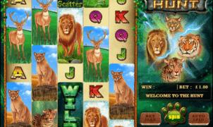 Free Slot Online The Hunt