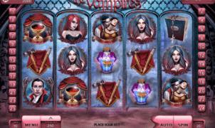 The Vampires Free Online Slot