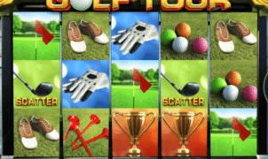 Free Slot Online Golf Tour