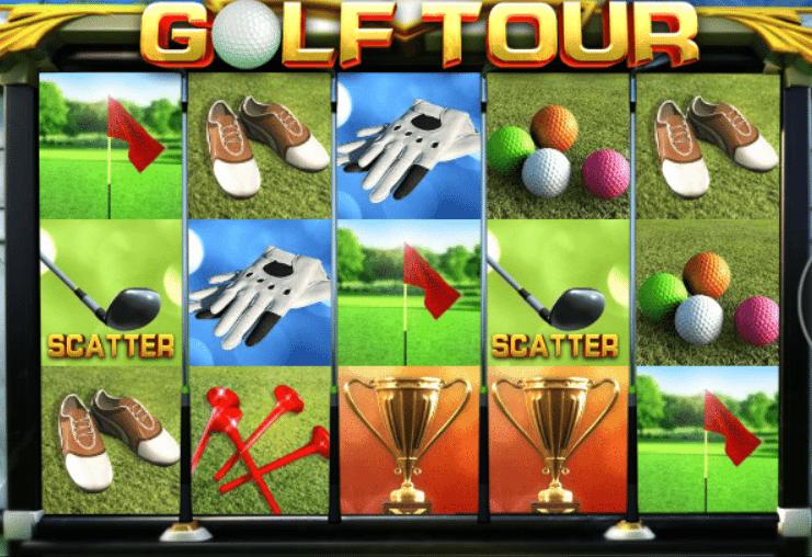 Golf Tour Slot Games