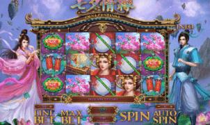 Slot Machine Qixi Festival Online Free