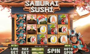 Free Slot Online Samurai Sushi