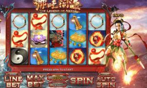 Free The Legend Of Nezha Slot Online