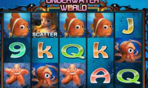 Free Underwater World Slot Online