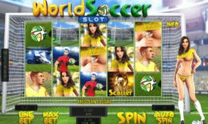 Slot Machine World Soccer Slot Online Free