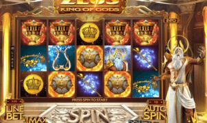 Free Zeus King Of Gods Slot Online