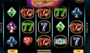 777 Golden Wheel Free Online Slot