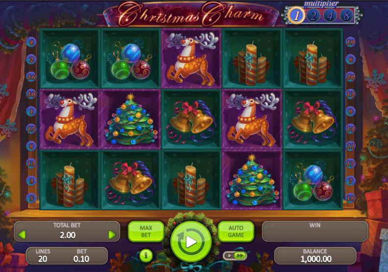 Spiele Christmas Charm - Video Slots Online