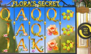 Slot Machine Floras Secret Online Free