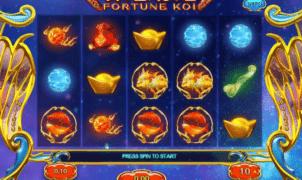 Slot Machine Fortune Koi Online Free