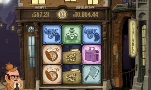 Inspector Free Online Slot