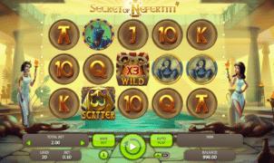 Free Slot Online Secret of Nefertiti