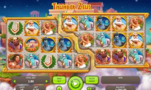 Thunder Zeus Free Online Slot
