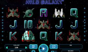Wild Galaxy Free Online Slot