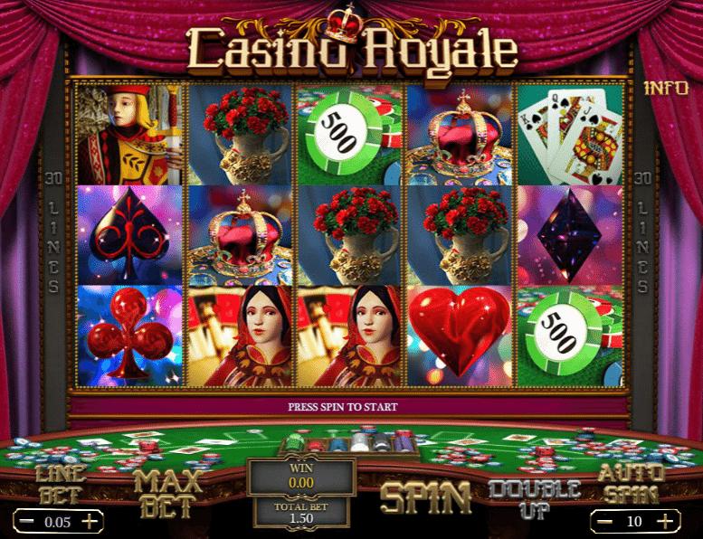 Casino Royale смотреть Online Hd
