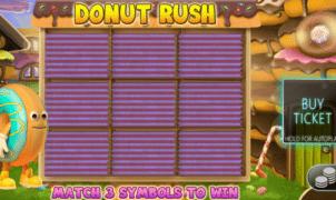 Free Donut Rush Slot Online