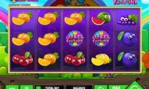 Slot Machine Joker Fortune Online Free