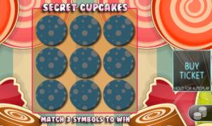 Secret Cupcakes Free Online Slot