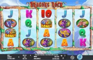 Free Slot Online Dragons Rock