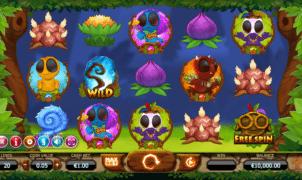 Chibeasties Free Online Slot