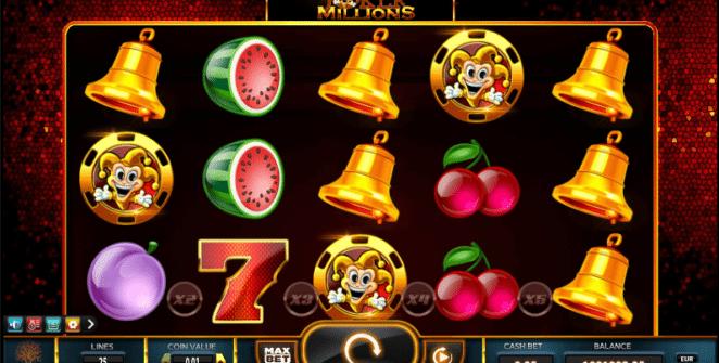 Slot Machine Joker Millions Online Free