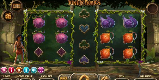 Slot Machine Jungle Books Online Free