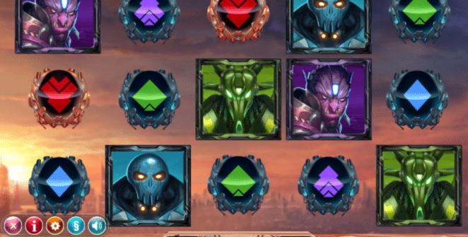 Slot Machine Super Heroes Online Free