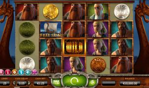 Vikings Go Wild Free Online Slot