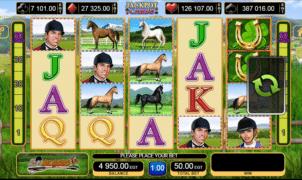 50 Horses Free Online Slot