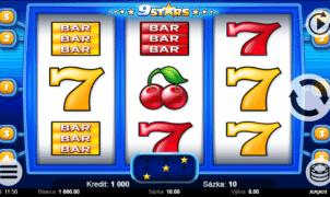 Free 9 Stars Slot Online