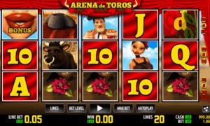 Arena de Toros Free Online Slot
