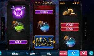 Slot Machine Black Magic Online Free