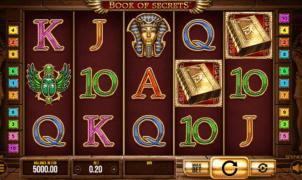 Book of Secrets Free Online Slot