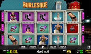 Burlesque Free Online Slot