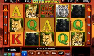 Cats Royal Free Online Slot