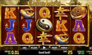 Free China Long Slot Online